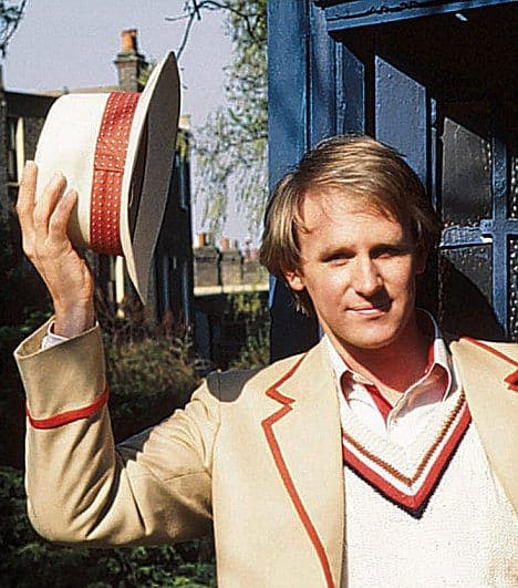 Welcome to the Peter Davison Hub